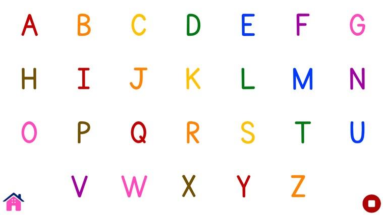 Alphabet und Wortschatz-Buch für Kinder (Wörterbuch für
