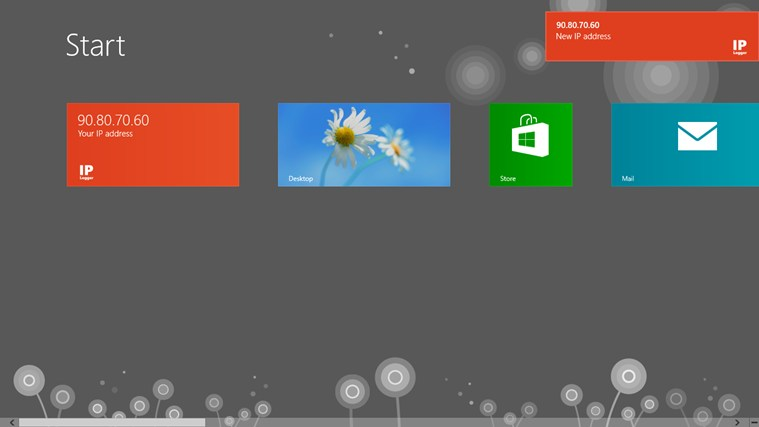 IP Logger for Windows 8 and 8 1