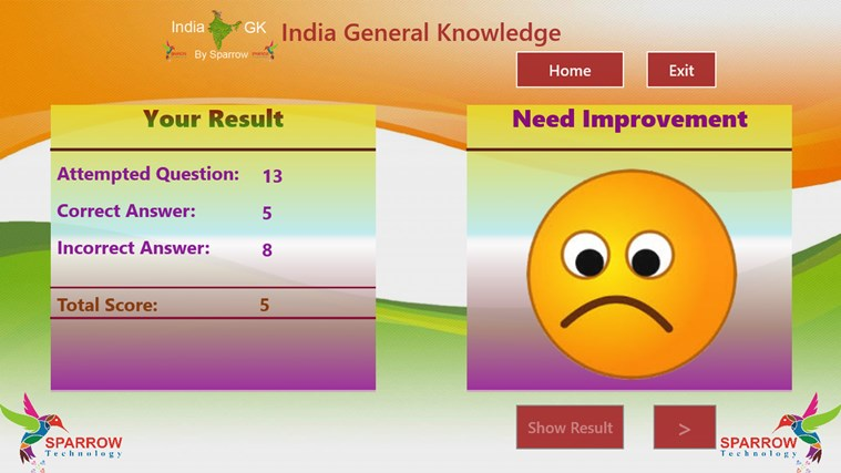India General Knowledge for Windows 8 and 8 1