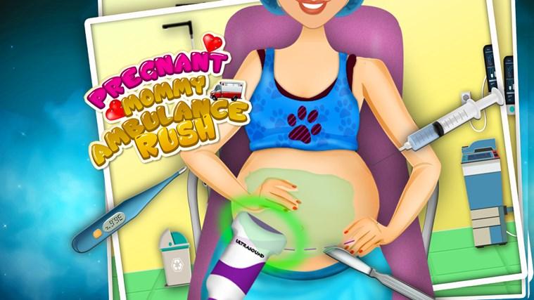 Pregnant Baby Birth Virtual Surgery Simulator Game For