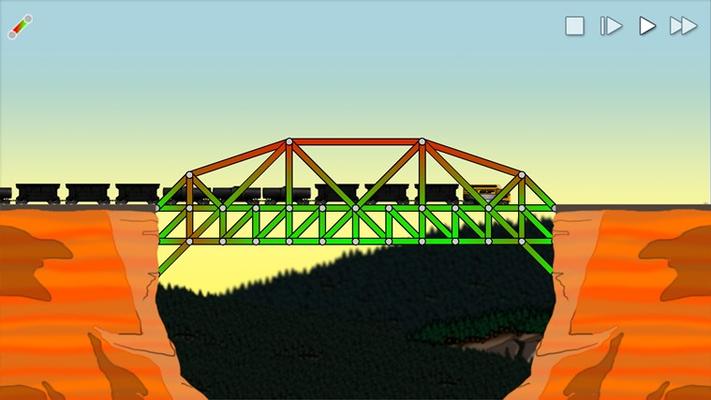 Build bridges.