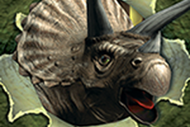 Virtual Pet Dinosaur: Triceratops