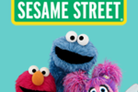 Sesame Street Touch & Learn TV