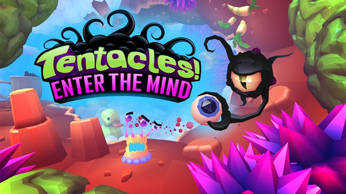 Play as the adorable, tentacled Lemmy in Tentacles: Enter the Mind.