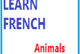 Learn French Animals