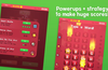 Powerups + strategy to make huge scores!
