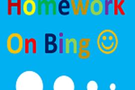 Homework On Bing