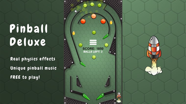 Pinball Deluxe for Windows 8