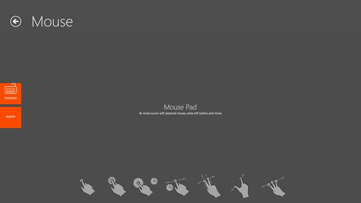 Mouse page