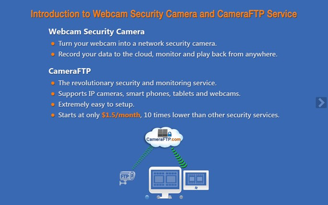 Why CameraFTP?