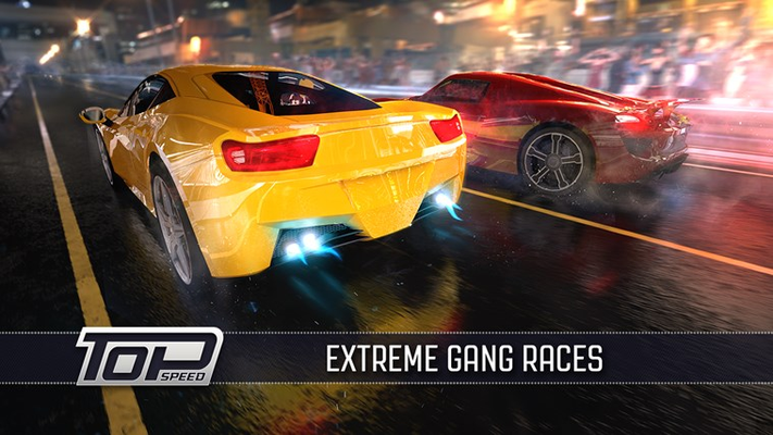 Dominate your criminally insane rivals in extreme head-to-head drag races.