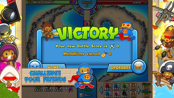 Bloons TD Battles for Windows 8