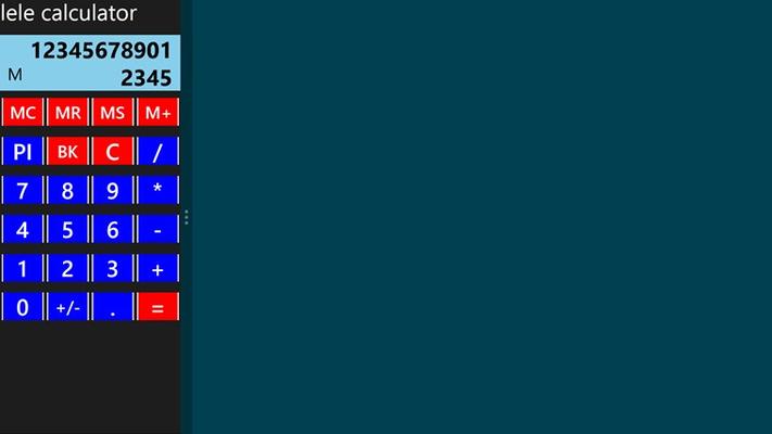 snap left screen mode