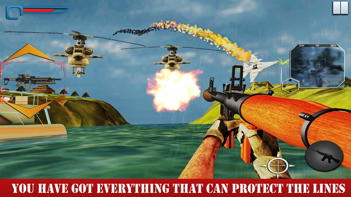 Army Shooter Force: Swat Commando for Windows 8