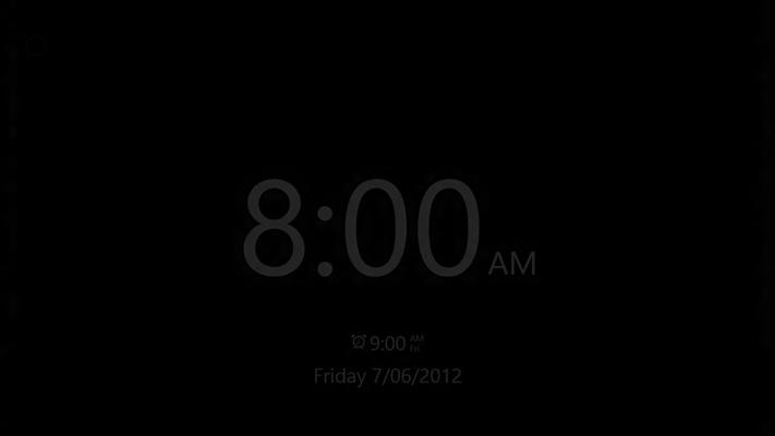 Use Night mode sleep.