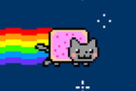 Nyan Cats Attack