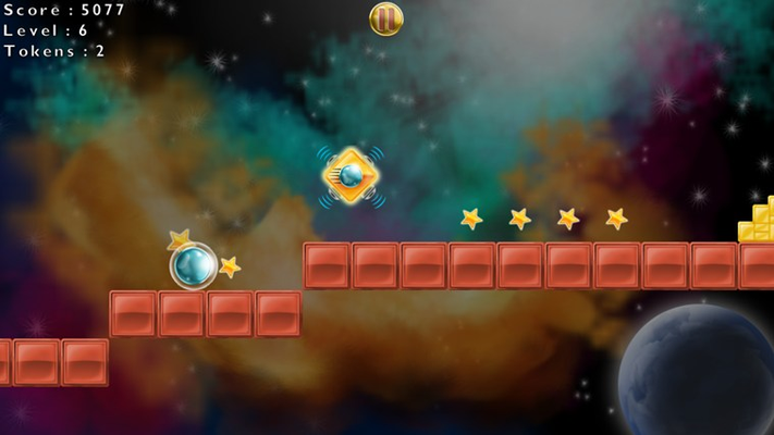 Play the whole game with your favorite theme, 'Cartoon' or 'Futuristic'...