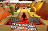 Travel trough different worlds