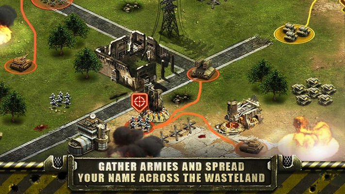 An Epic Real Time Strategy Game!