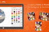 CropiPic - crop video & image for Windows 8