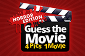 Guess The Movie: Horror Movies