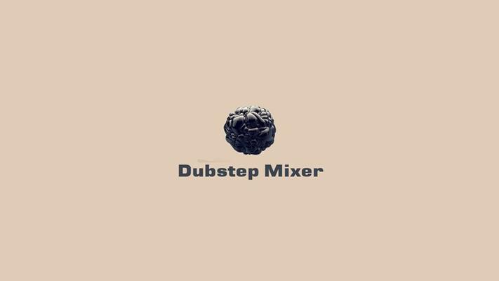 Dubstep mixer splash