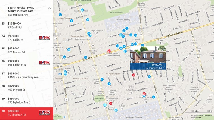Easily search for listings without restricting the number of properties they can see