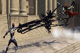 Shadows: Spider Man Web