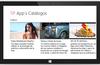 Tu subes los videos, puedes usar las imágenes o videos de tus proveedores y crear una App súper profesional.
