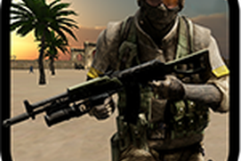 Army Desert Camp Operation