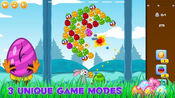 3 unique game modes