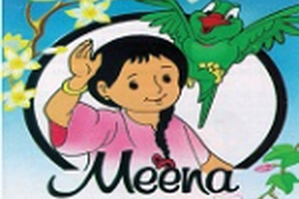 Meena Cartoon Bangla