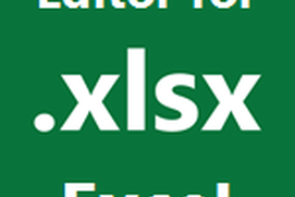 Editor for Excel +