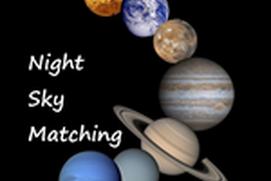 Night Sky Matching