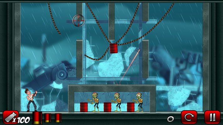 New rope physics make for some explosive puzzles.
