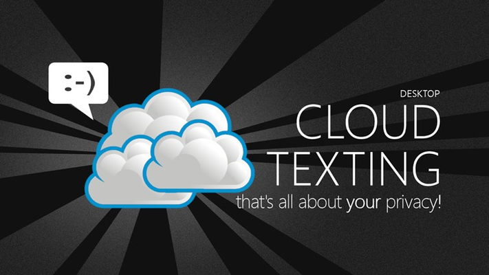 Cloud Texting from your desktop, laptop, or Surface!