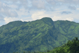 Mountains of Bangladesh