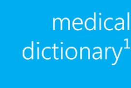 Medical Dictionary¹