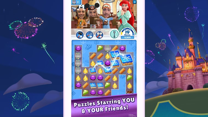 Puzzles starring YOU & YOUR friends!
