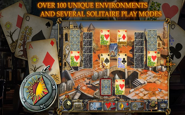 Solitaire Mystery: Four Seasons (Full) for Windows 8