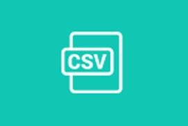 Open CSV!