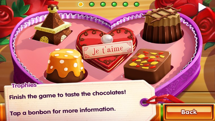 Earn Delicious trophies!