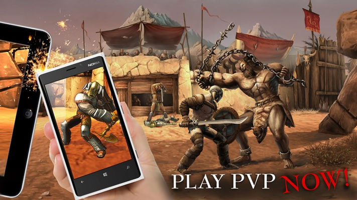 Play PVP now!