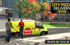 City Pizza Delivery Van 3D - Off Road Driving Duty