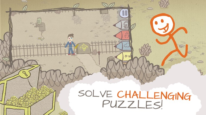 Solve challenging puzzles!