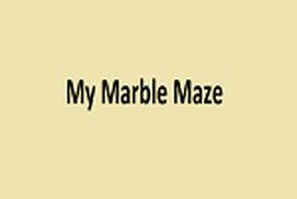 My Marble Maze