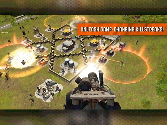 - Unleash game-changing killstreaks!