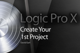 Creating Your 1st Project for Logic Pro