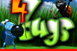 4 Bugs - World Tour 3