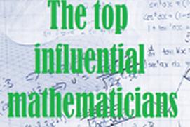Influention Mathematicians